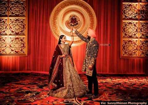 Sikh Wedding Customs