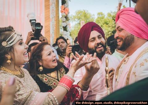 Sikh Wedding Rituals
