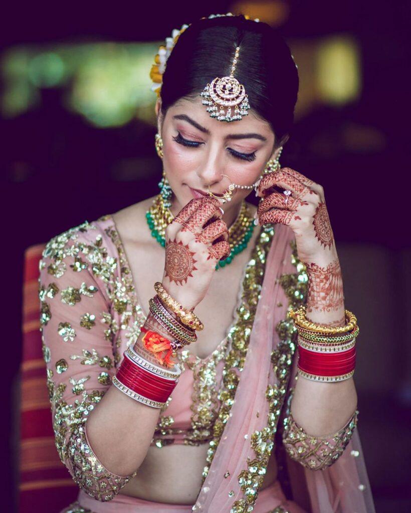 Bridal Eye Makeup