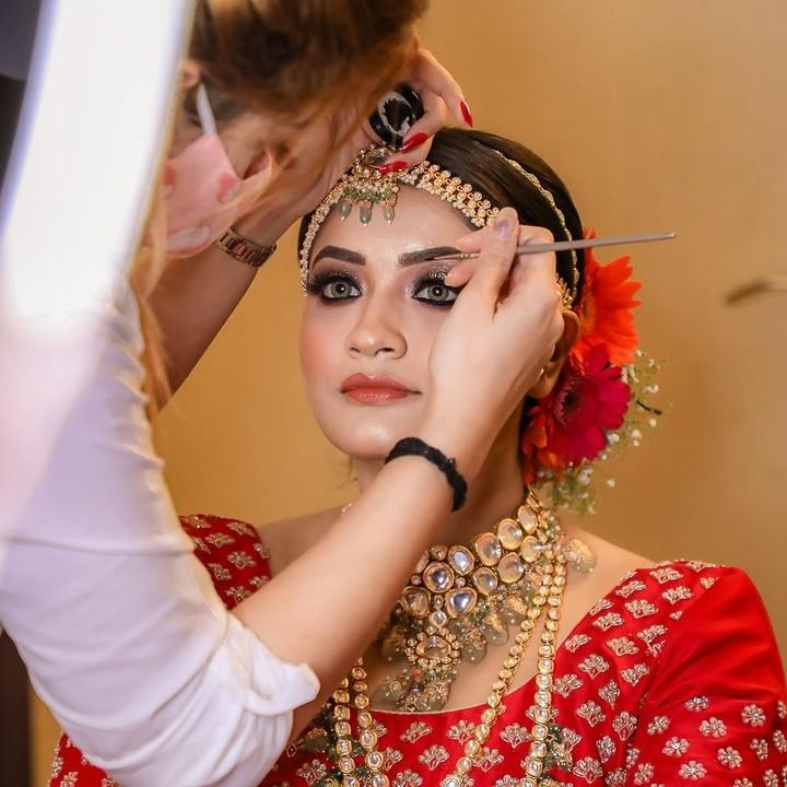 Jaipur Makeup Artists Asmita Vineet 1