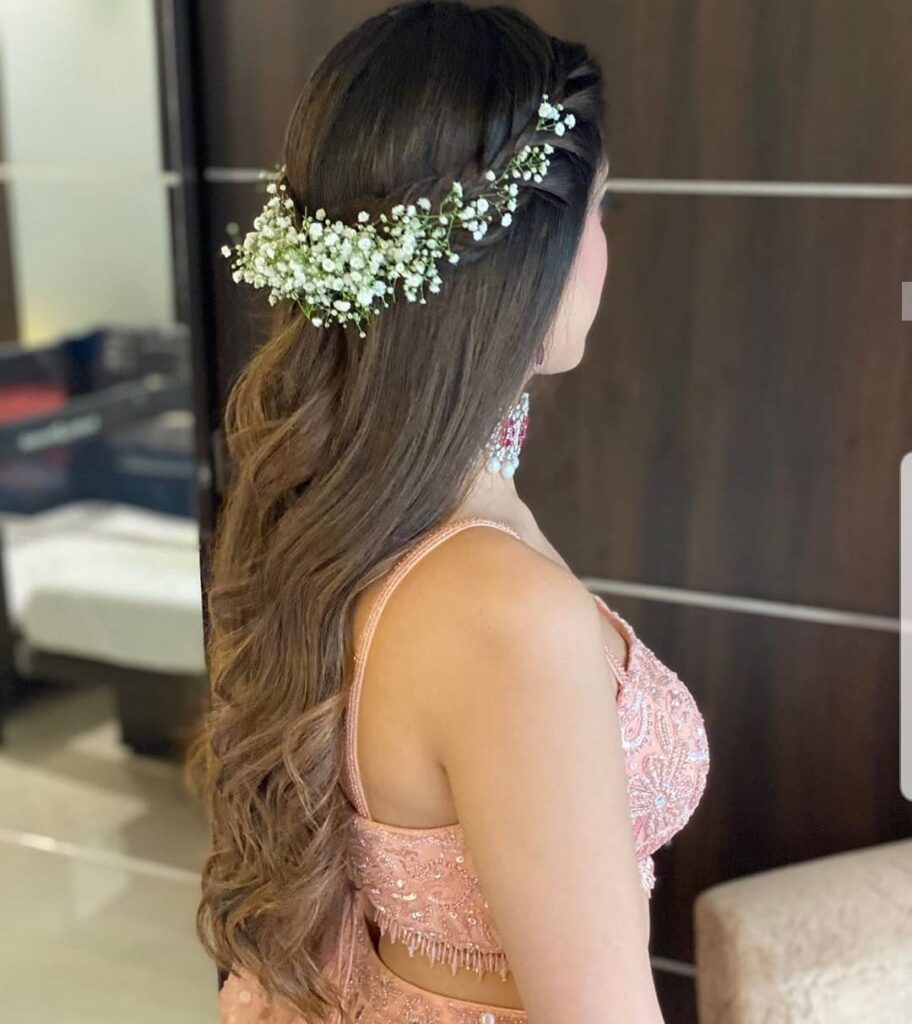 Easy Hairstyles For Brides