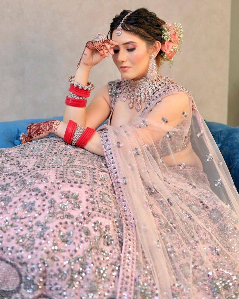New Lehenga Color For 2021 Brides