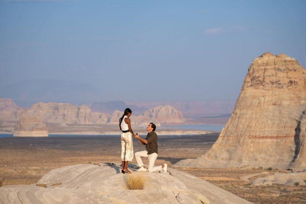 Jasmine Tookes Engagement