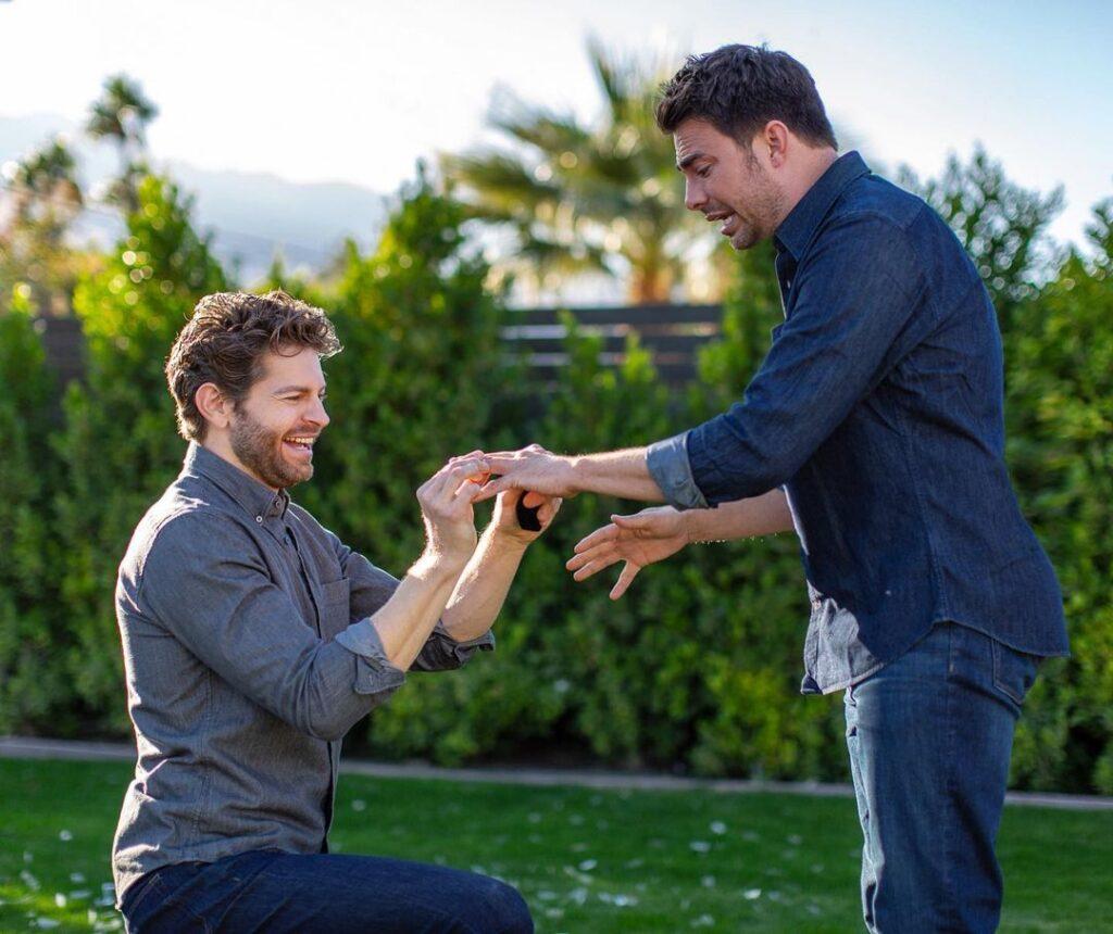 Jonathan Benett & Jaymes Vaughn Engagement
