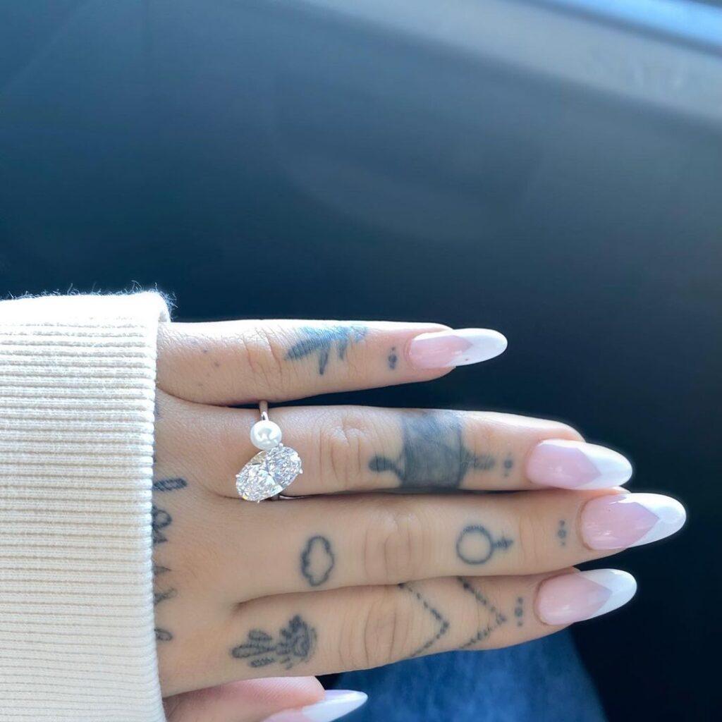 Ariana Grande Engagement