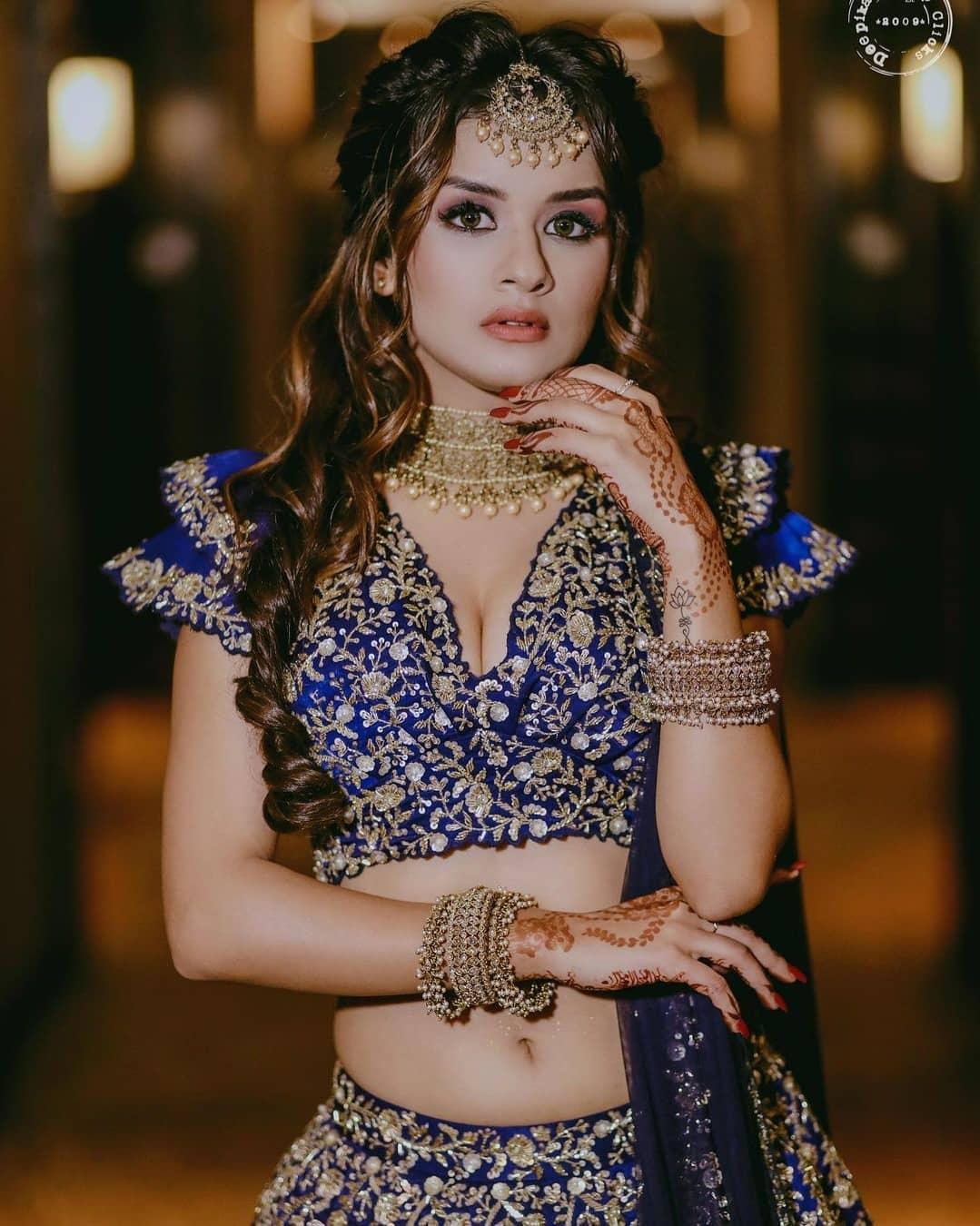 Evneet Kaur Neha kakkar Wedding