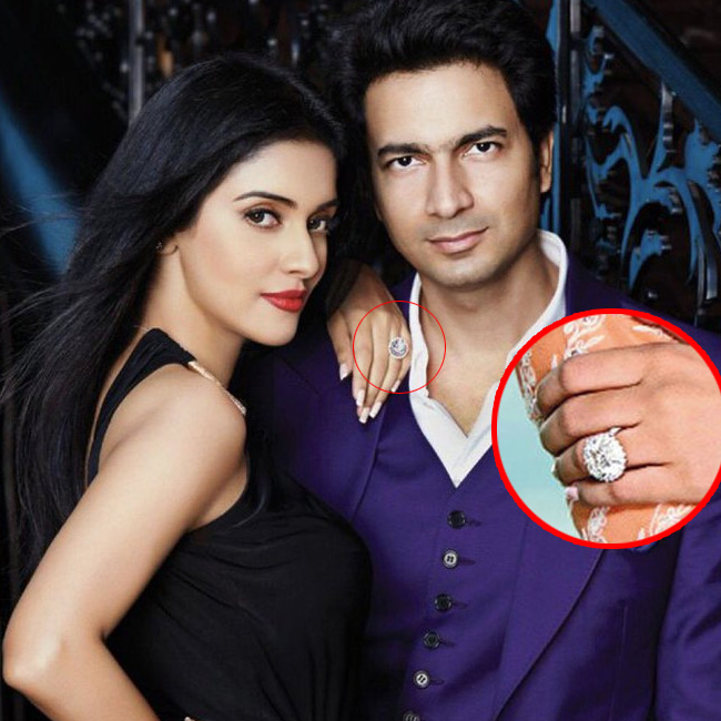 Asin engagement ring