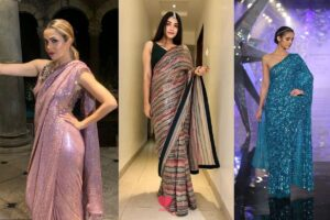 Best Sequin Sarees