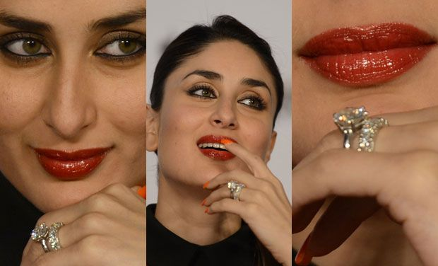 Kareena Kapoor Engagement Ring