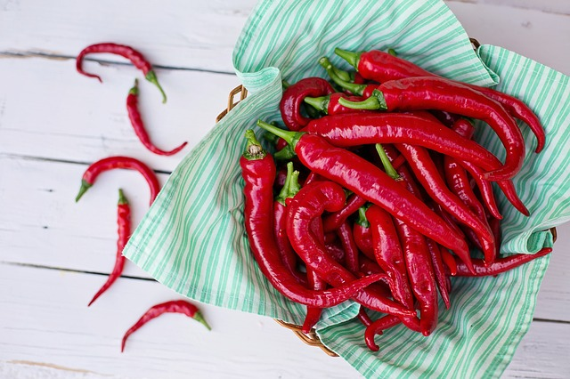 Cayenne Pepper for metabolism