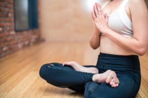 yogas poses for better mood