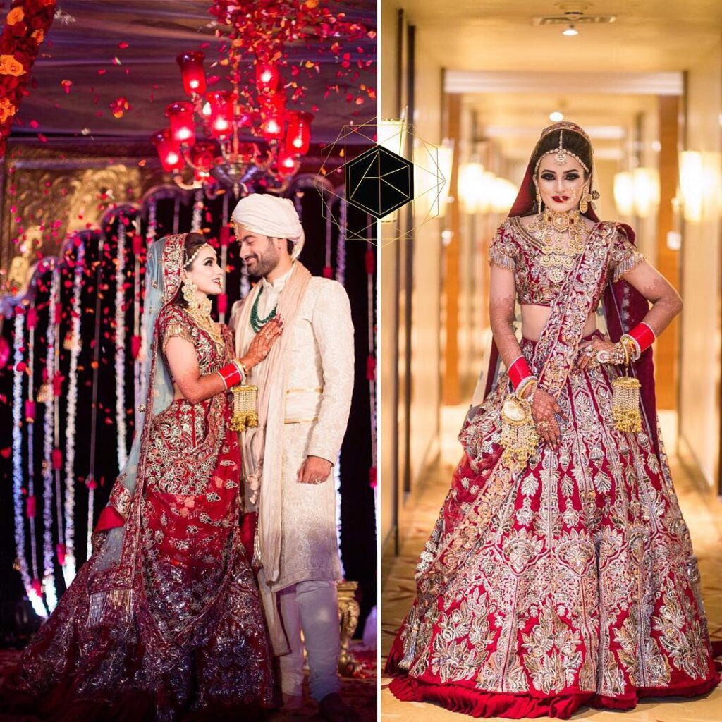 Manish Malhotra Bridal Lehenga Designs