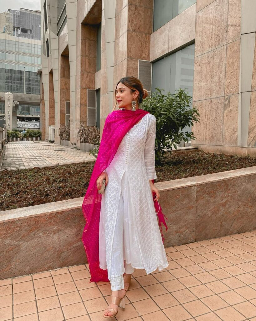 Riya Jain Caught in a Cuff