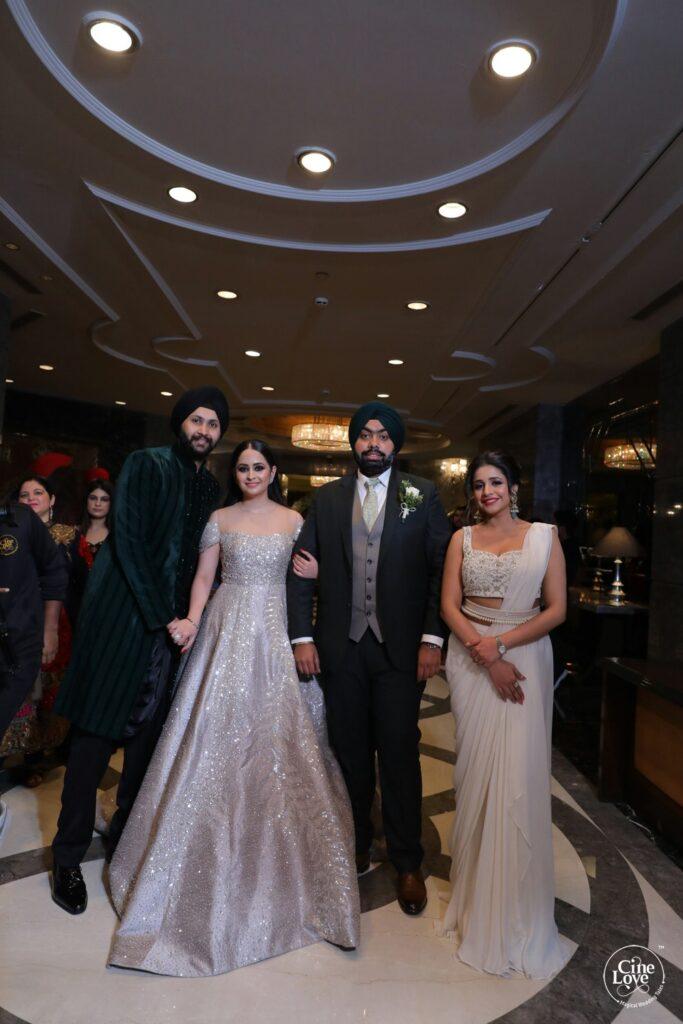 Manish Malhotra Gown