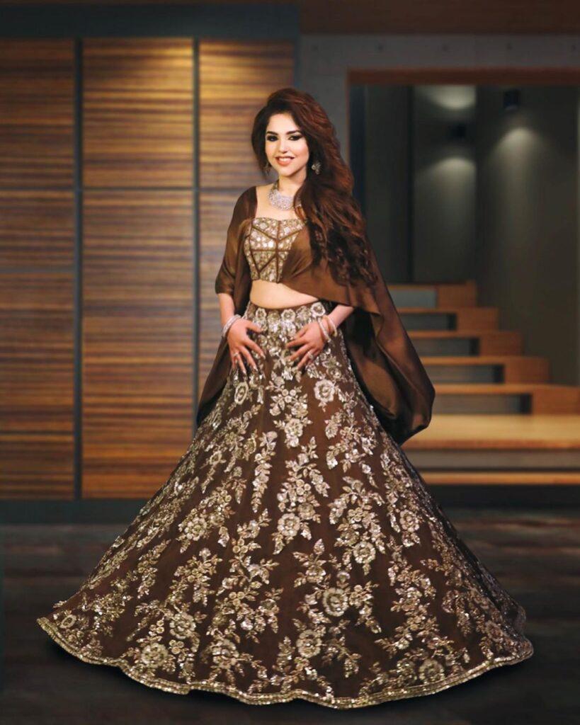 Manish Malhotra Outfit Lehenga Design