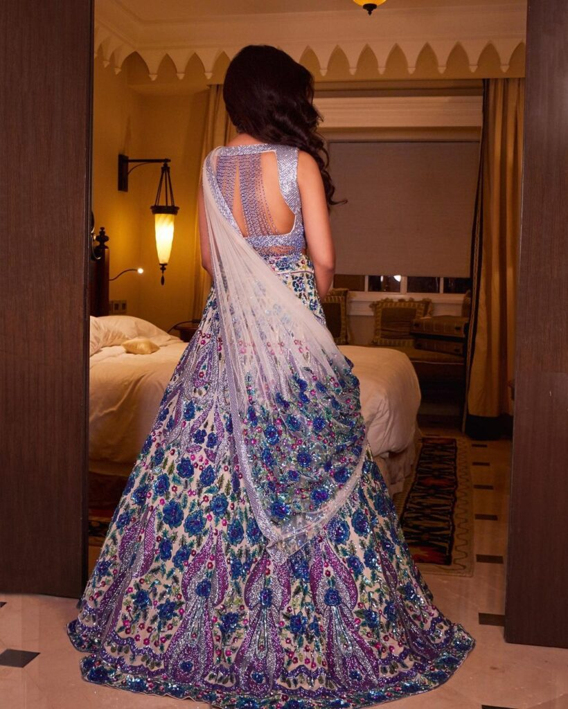 Manish Malhotra Latest Lehenga Design