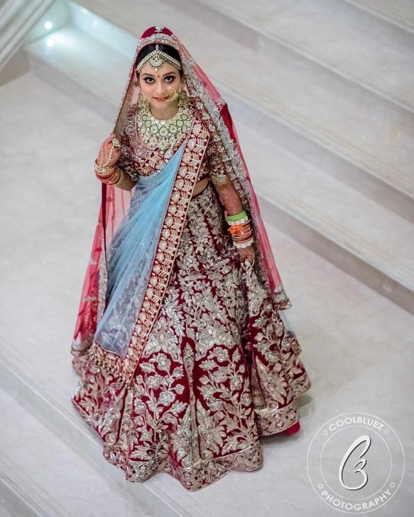 Manish Malhotra Bridal Lehenga