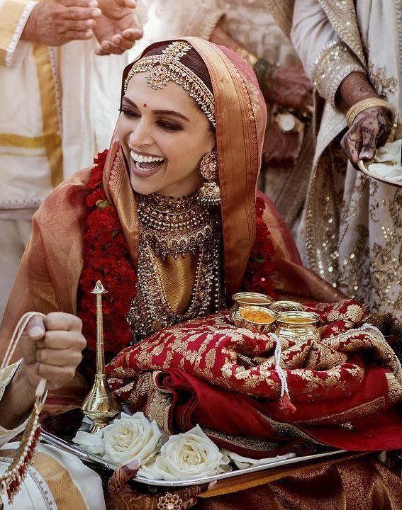 Deepika Padukone Konkani Wedding