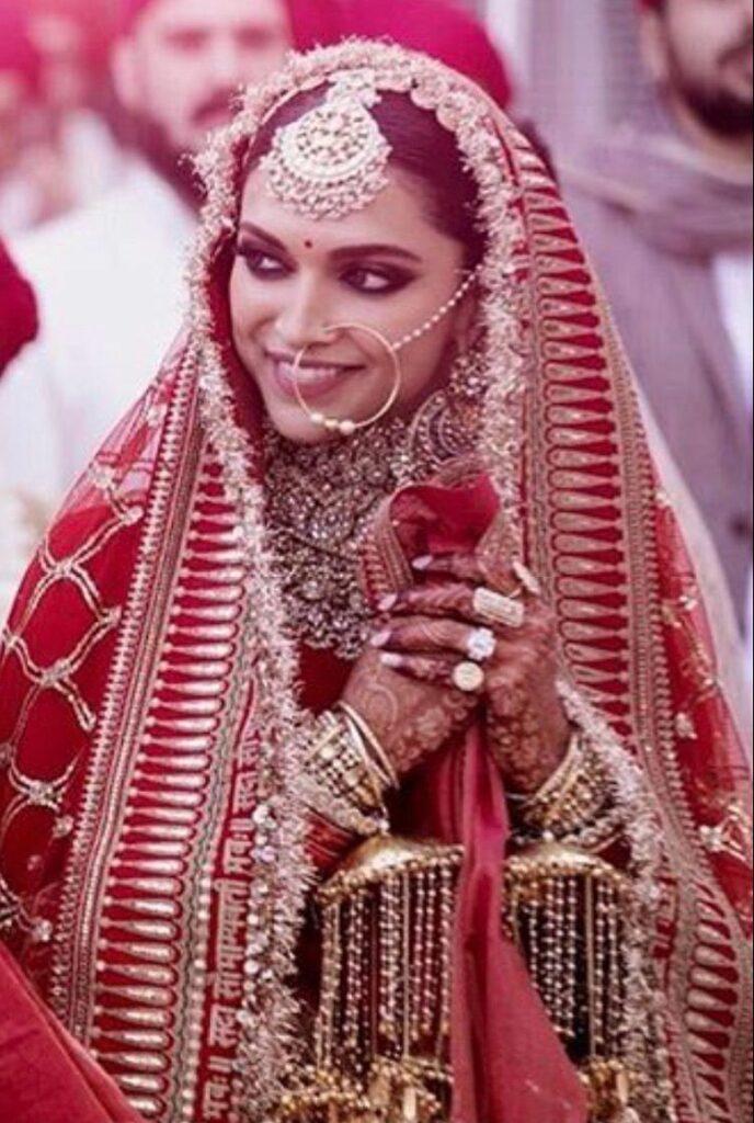 Deepika Padukone Sindhi Wedding