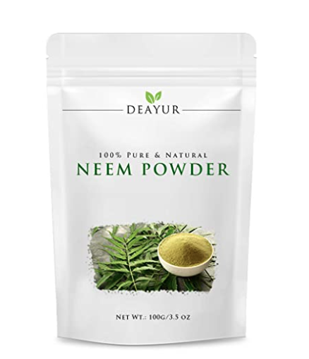 Neem leaves powder online