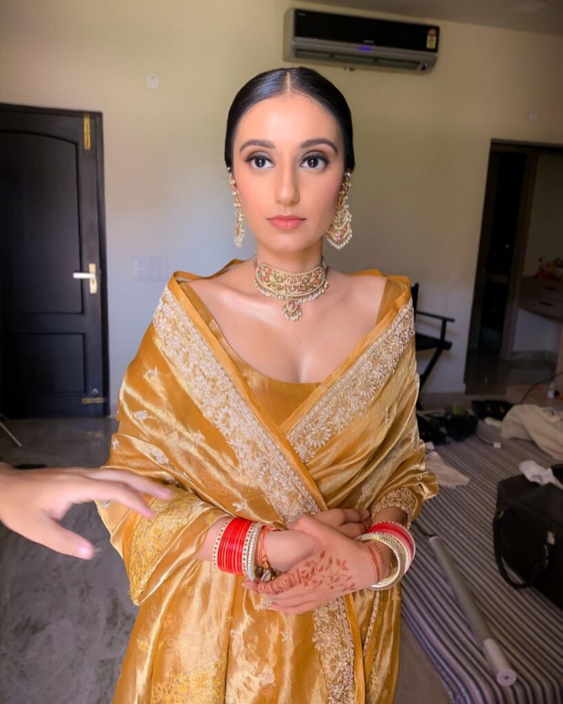 Gomit Chopra Delhi Makeup Artist