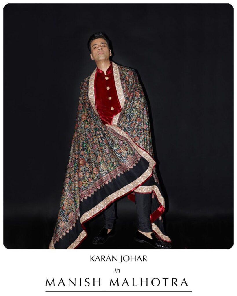 Manish Malhotra Menswear Collection