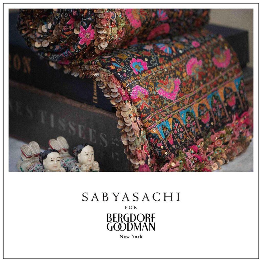 Sabyasachi Bergdorf Goodman