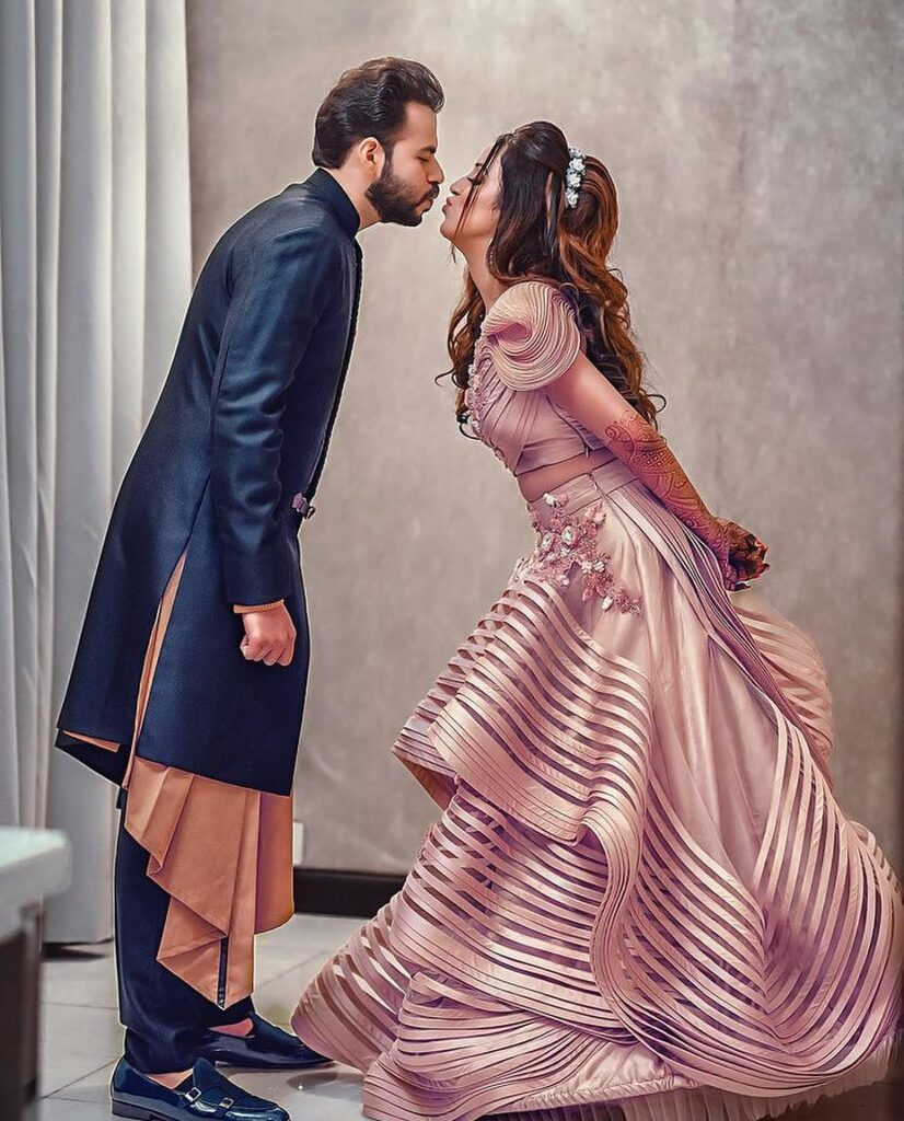 Engagement Dress For Couple