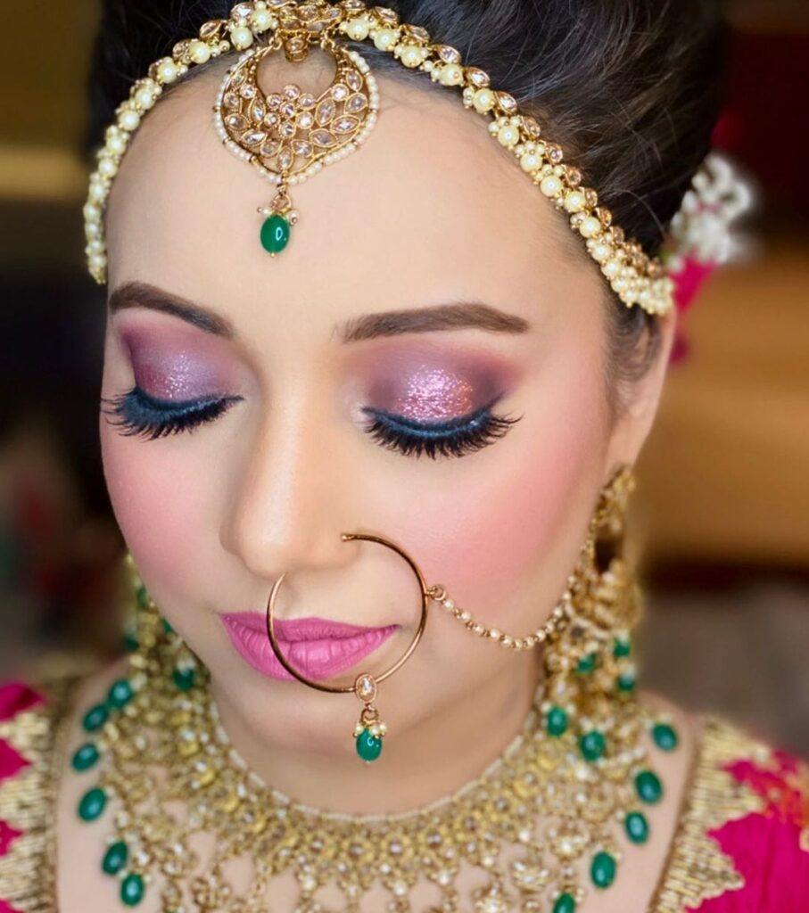 Sheetal Dang Delhi Bridal Makeup Artist