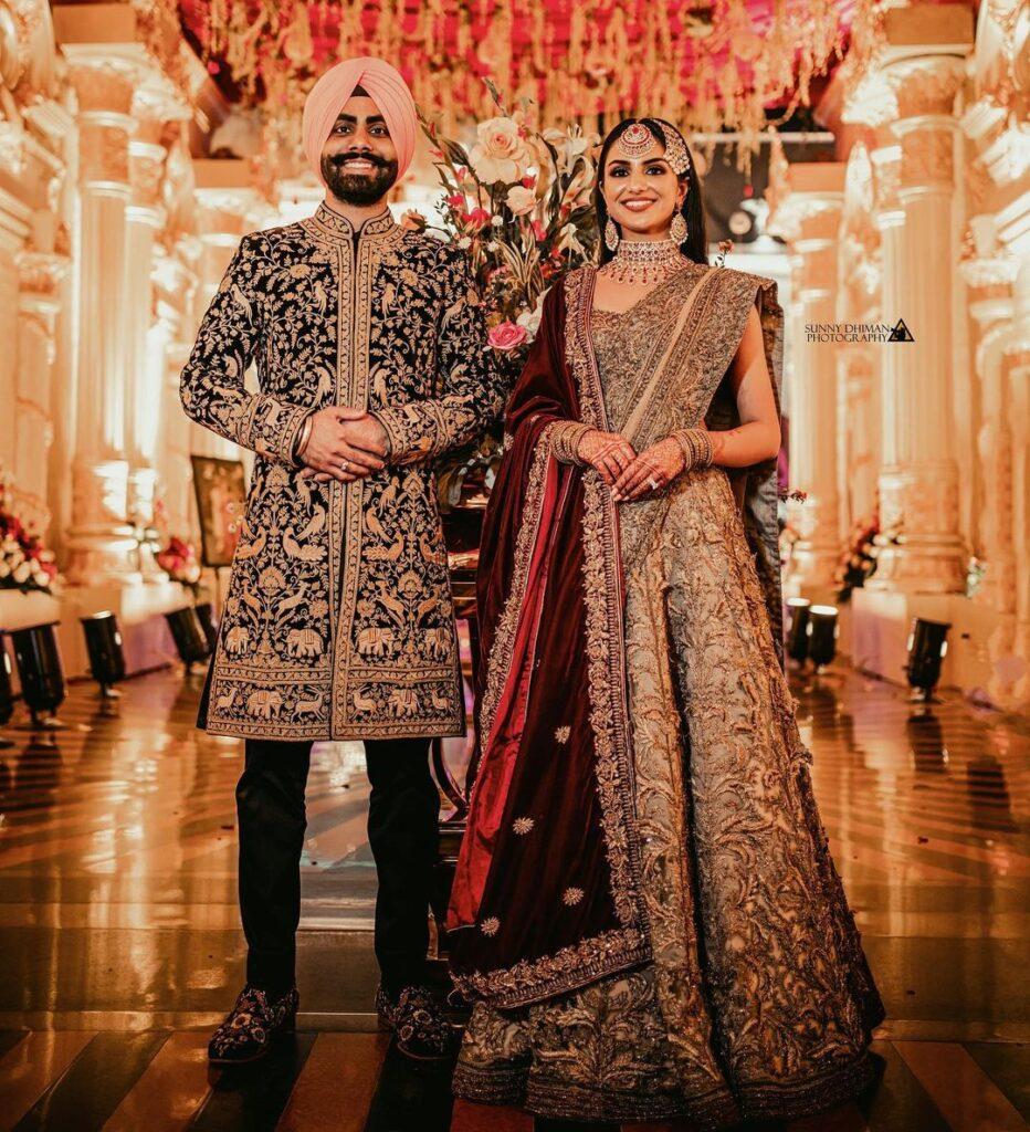 Engagement Sherwani for groom India