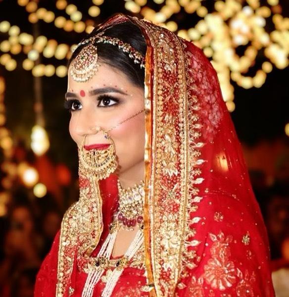 Anchal Popular Makeup Artist Delhi