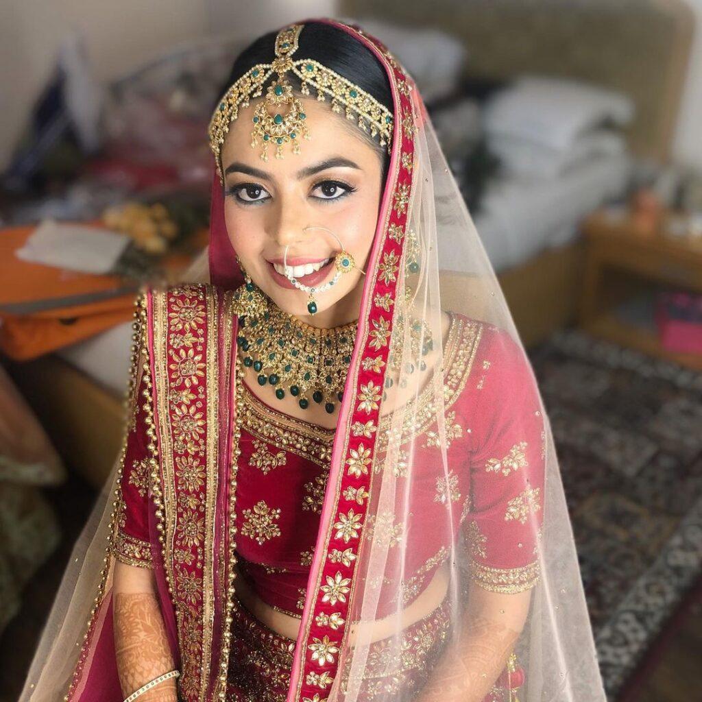 Amisha Chugh Delhi Best Makeup Artist