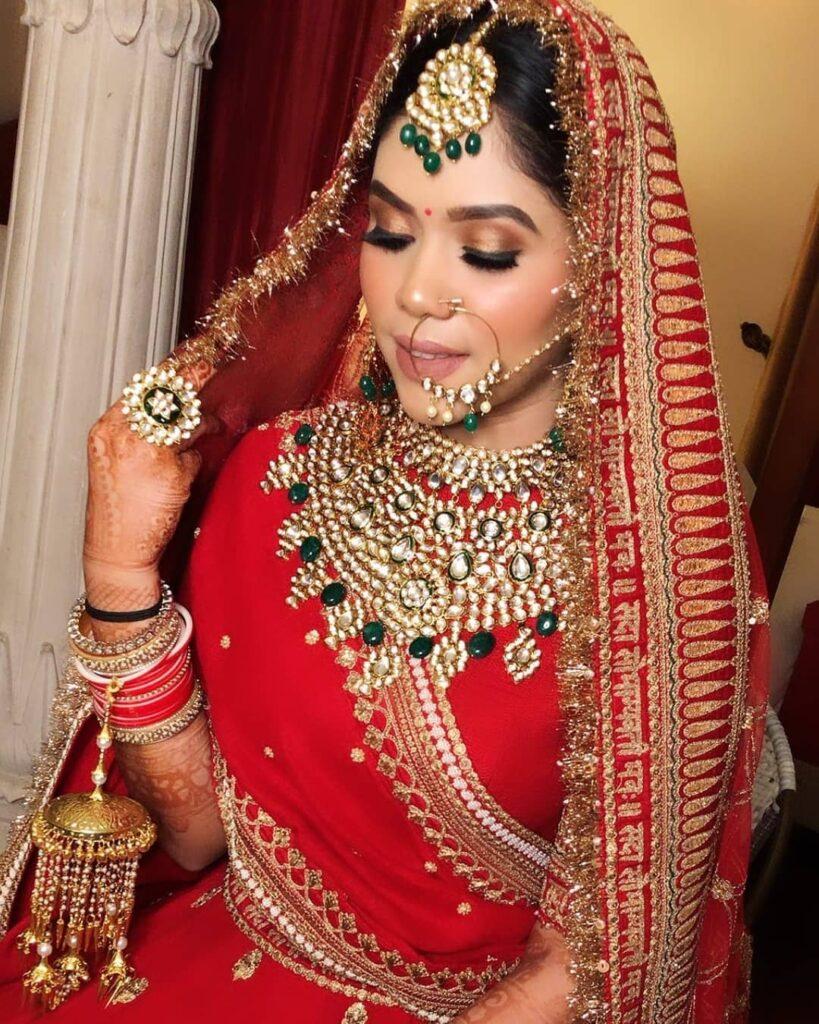 Priya Gulati top makeup artists delhi