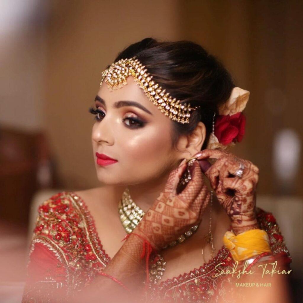 Sakshi Takiar Gurgaon Bridal Makeup Artist