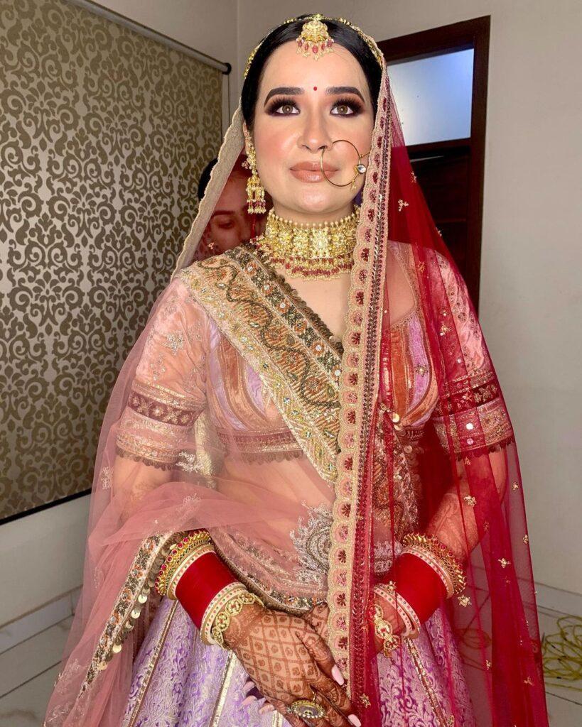 Tripti Khurana Makeup Artists Delhi NCR
