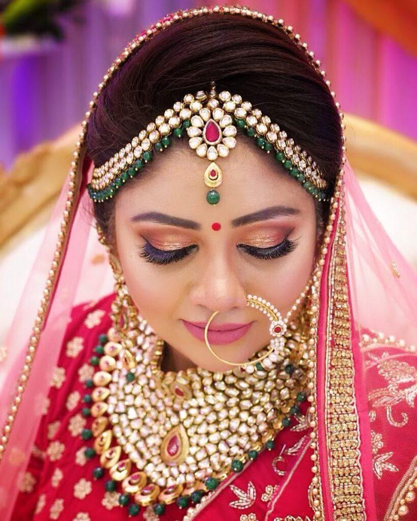 Sandhya Arora Bridal Makeup Artists in Delhi