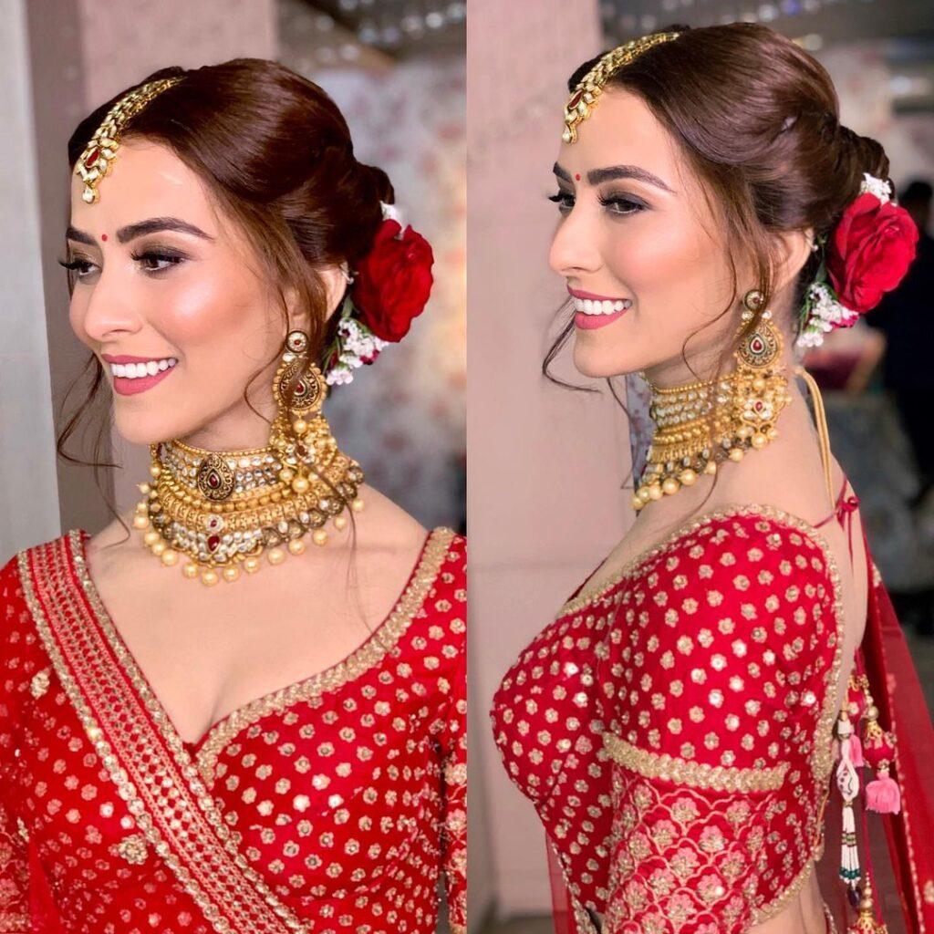 Pooja Khurana Bridal MUA Delhi