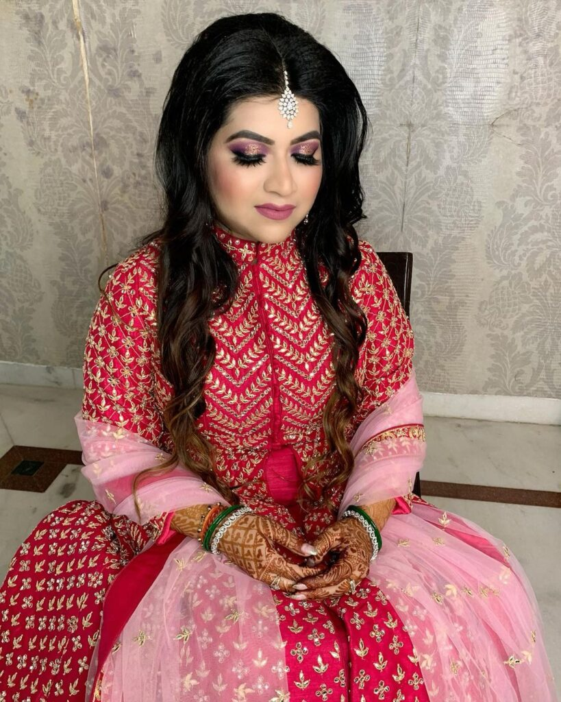 Shaifali Nagpal Bridal Makeup Artists in Delhi