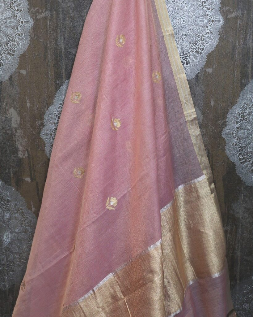 tissue banarasi saree