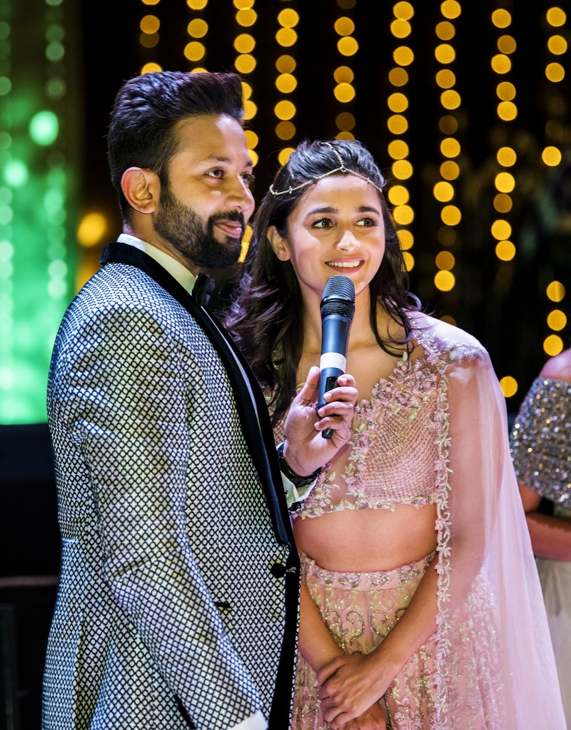 Alia Bhatt Kripa Mehta Wedding
