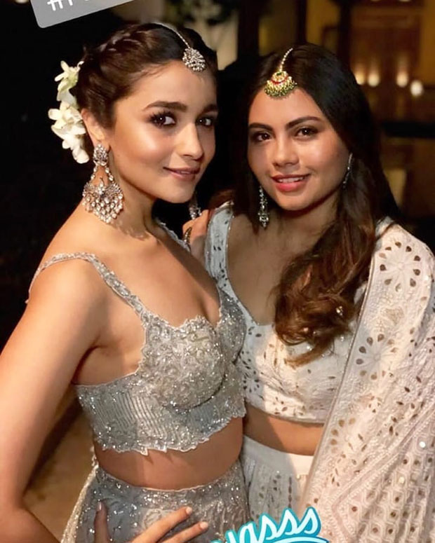 Alia Bhatt Kripa Mehta Wedding Lehenga