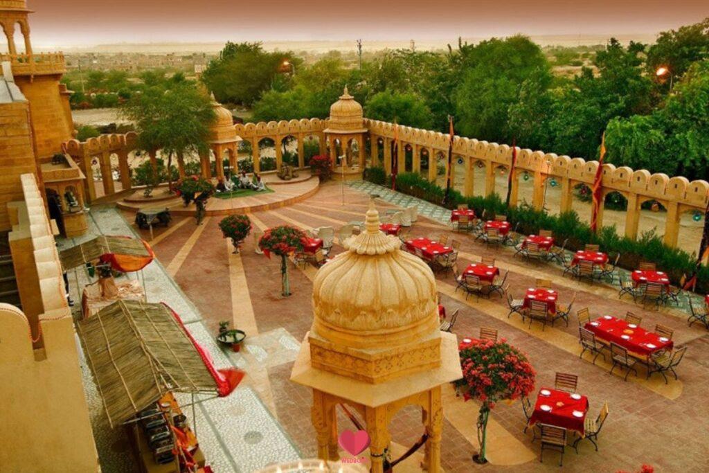 Budget Destination Wedding Hotels In Rajasthan