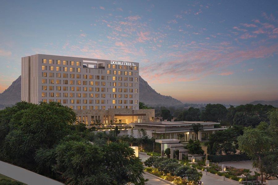 Double Tree Hilton jaipur