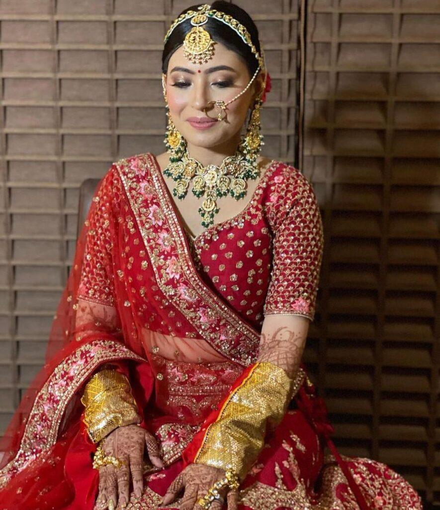 Shish Patti Design