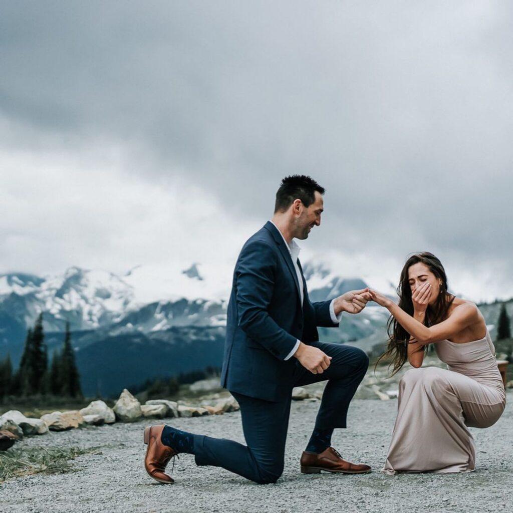 Surprise Home Proposal