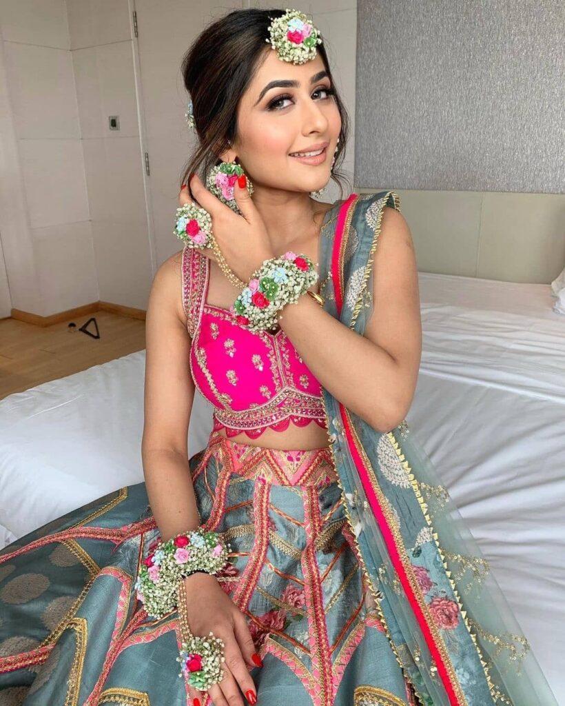 Floral Jewellery Brides