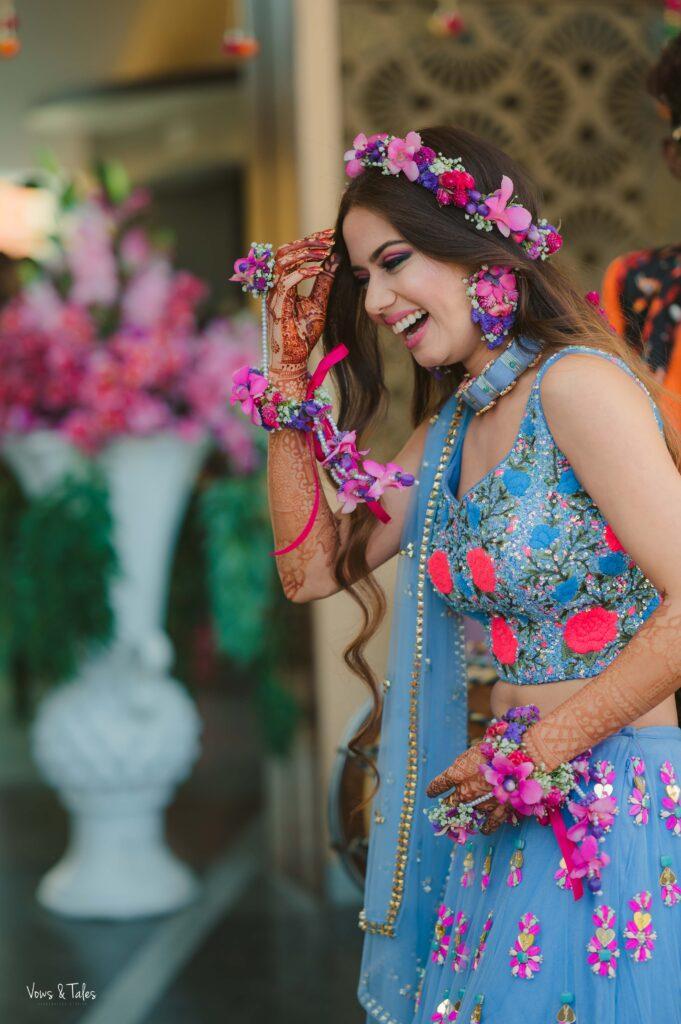 Floral Jewelery Latest Design