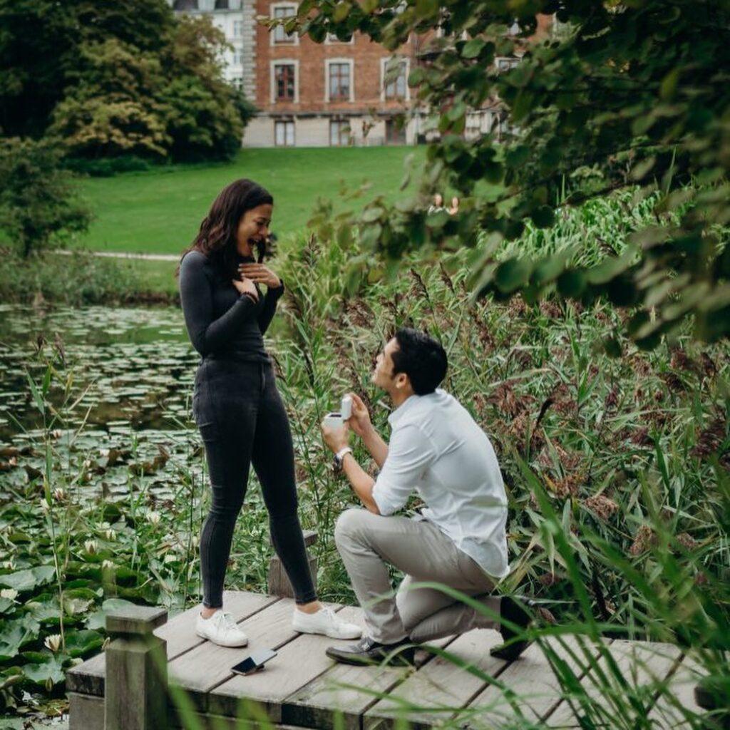 Surprise SImple Proposal