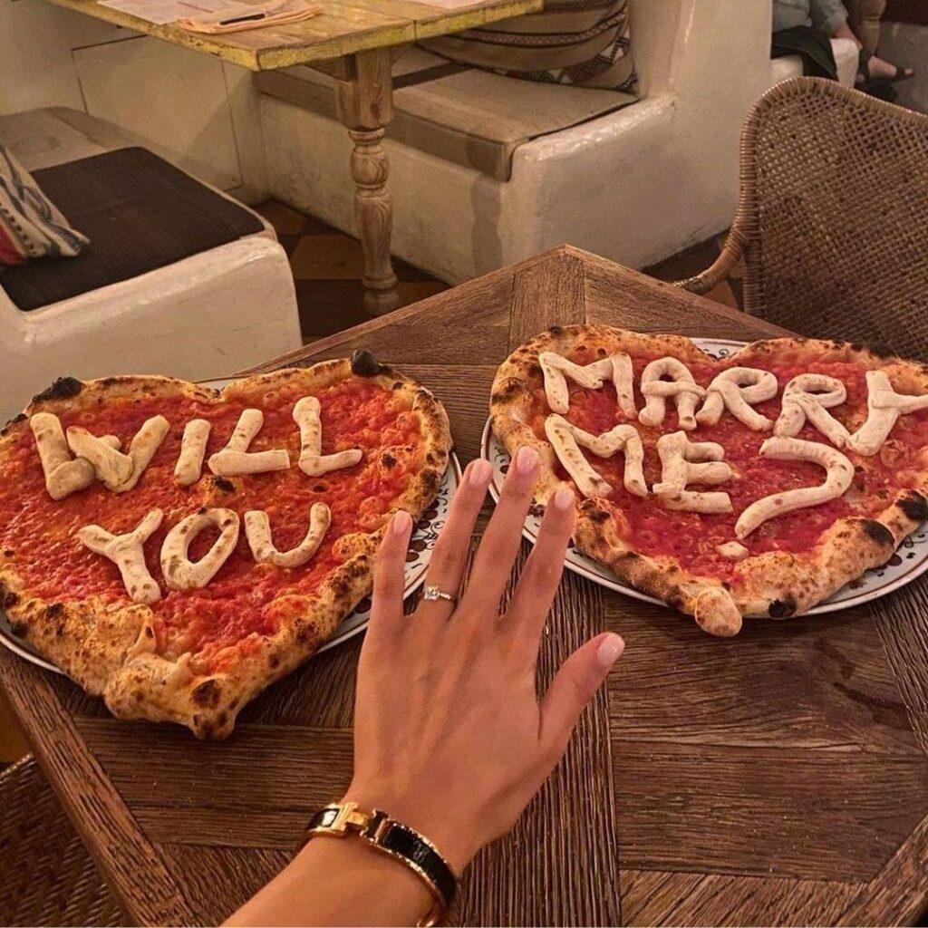 Pizza Proposal
