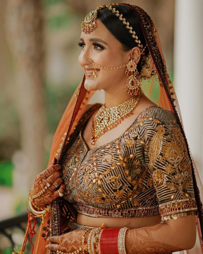 Rajasthani Mathapatti Design